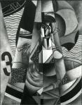 Le Canot, 1913 - Jean Metzinger