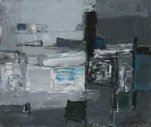 Paul Feiler - Det dimri dhe shkëmbinj të zinj.