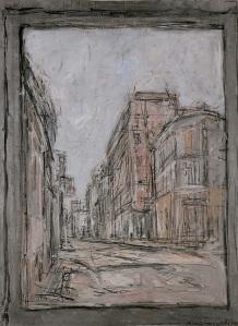 Alberto Giacometti - Rruga, 1952