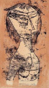 Paul Klee - Shenjti i dritës së brendshme, 1921