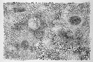 Gordon Onslow Ford - Konstelacionet në pëllëmbë të dorës, 1961