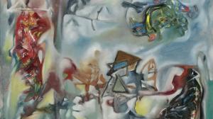 Roberto Matta - Morfologji e dëshirës, 1938