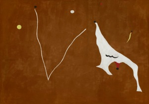 Joan Miro - Kali i cirkut, 1927