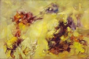 Dorothea Tanning - Stuhi në të verdhë, 1956