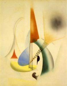 Man Ray - Jazz, 1919