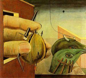 Max Ernst - Oedipus Rex, 1922