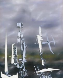 Yves Tangui - Të padukshmit, 1955
